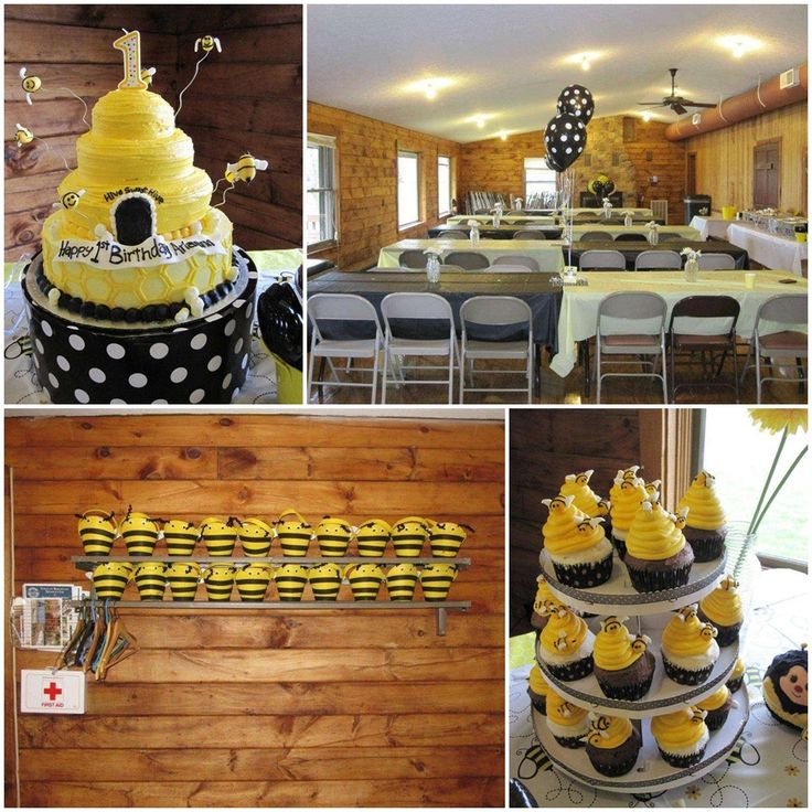 Bumble Bee Party Decoration Ideas Decorations City Favors