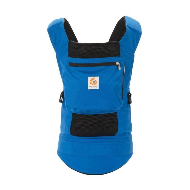 http://www.specialtytoystores.com/category/ergo-baby-carrier/ ERGO Baby Performance Baby Carrier - True Blue