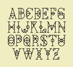Cool typeface by David Mcleod                                                                                                                                                                                 More