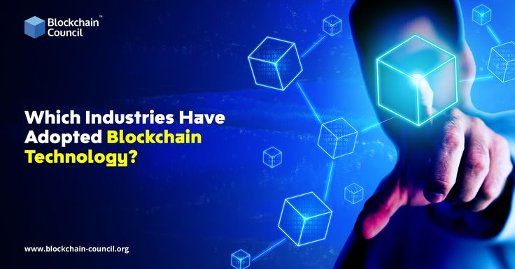 Are you a Blockchain enthusiast? Wondering which industries have adopted Blockchain and how? Well, This article enlists top industries that have adopted Blockchain for good. #blockchain #blockchaintechnology