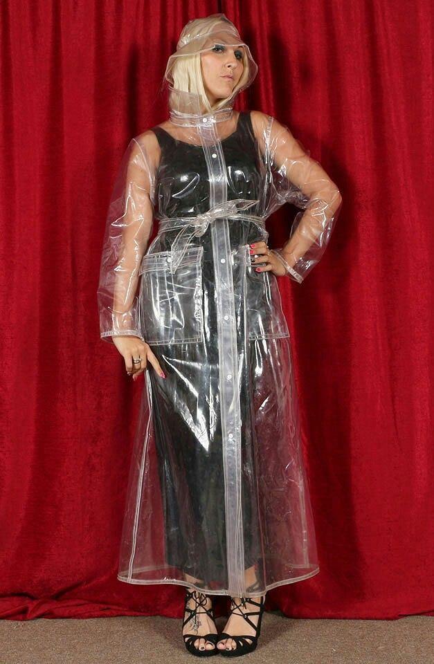 548 best Plastic raincoats images on Pinterest
