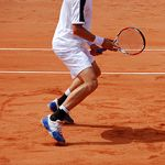 Roger Federer's success begins and end with his feet. Try this five-step tennis footwork drill to learn how you can move like Federer on the court.