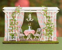 1:48 Romantic Reading Room - Complete Kit - True2Scale Dollhouse Miniatures