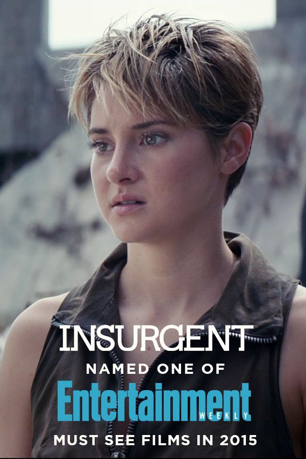 Insurgent is one of Entertainment Weekly's most anticipated films of 2015! Is it yours?