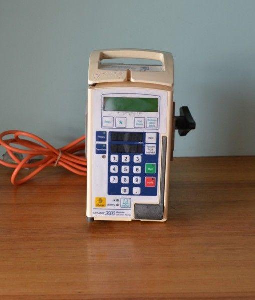 Grasbery 3000 Modular Infusion pump IV