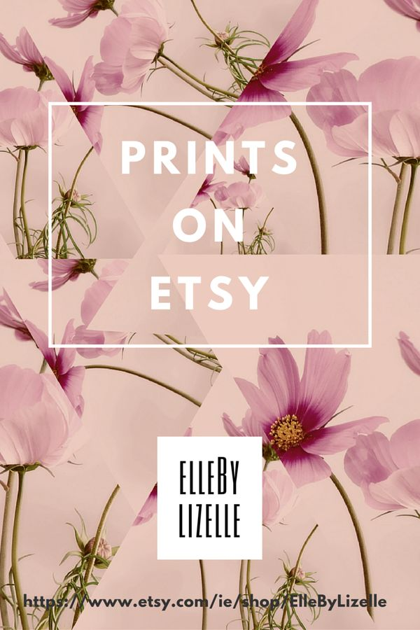 Beautify your spaces with stylish digital prints to add a touch of Glam Chic to your bedroom, living room and home office Digital Prints for a Modern Home ellebylizelle