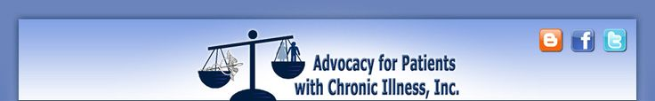 Our Story     Advocacy for Patients with Chronic Illness was founded in March 2005, by attorney Jennifer C. Jaff. After more than 30 years of living with chronic illness, pushing past pain and fatigue, building a successful career as a trial lawyer, in 2002, Jennifer's Crohn's disease finally got the best of her, and she realized that it was becoming increasingly difficult to get out of the house in the morning and make it to courtrooms.