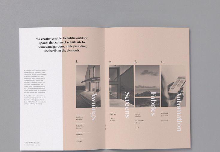 Simple layout ideas #minimal #contents #index PPT Design Ideas