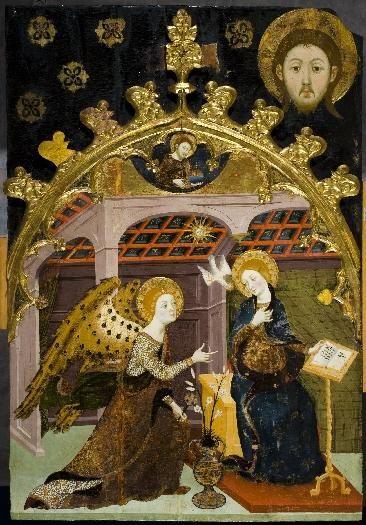 1361-1362   Jaime Serra   Iglesia de las Canonesas del Santo Sepulcro de Zaragoza   Museo de Zaragoza
