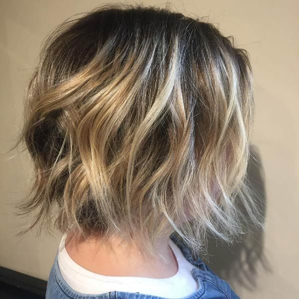 haircuts for curly hair and best 25 textured bob hairstyles ideas on 5625