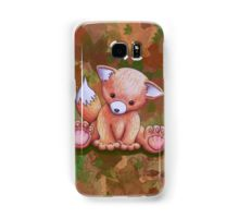 """""""Mr Fox"""" by I Love the Quirky - Samsung Galaxy Case. Available from S3 to S7 including Samsung Galaxy Edge."""