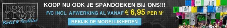 #Spandoeken al vanaf € 6,95 m².
