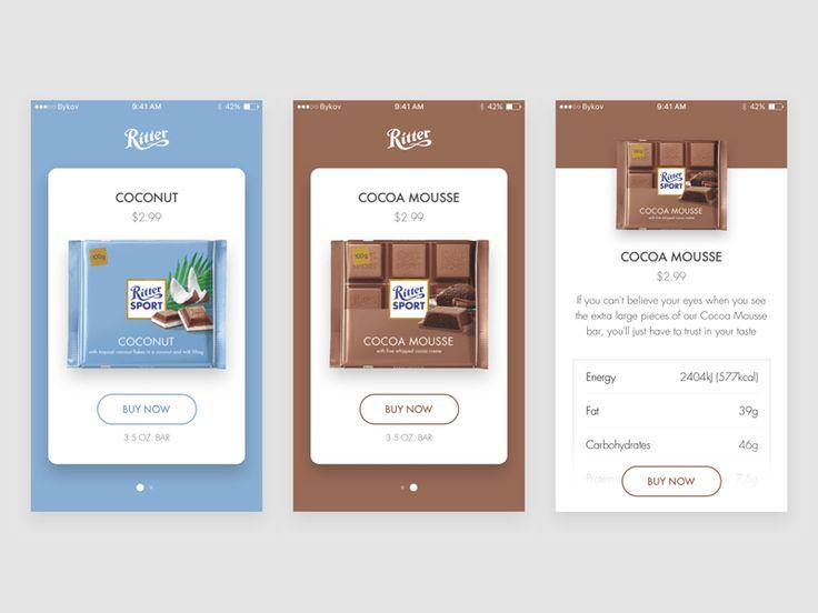 Ritter App – Sketch & Principle