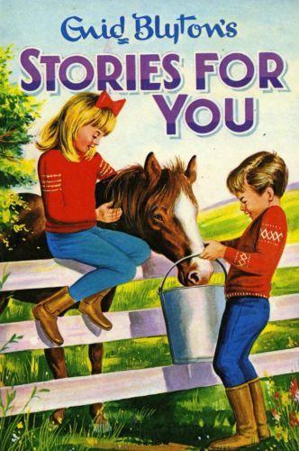 Enid-Blyton's-Stories-for-You-FREE-AUS-POST-Vintage-Illustrated-Hardback-1966  www.sleepybearbooks.com