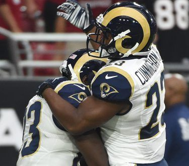 Rams move to 3-1 in 17-13 win over Cardinals - NBCSports.com