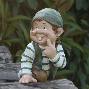 Goatee Whiskers™  Dwarf garden ornament (coupon code 3offpin) #gardening #outdoor