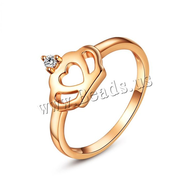 Open Cuff Ring Titanium with Rose Gold Plated nickel free vhiXWv