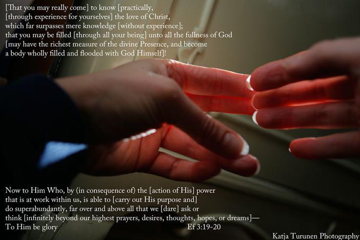 Ephesians 3 19-20