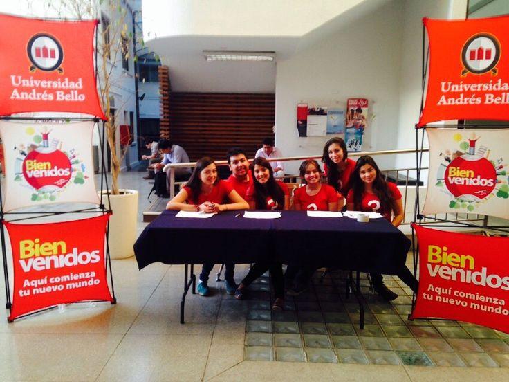 Bienvenidos, alumnos de Vespertino República