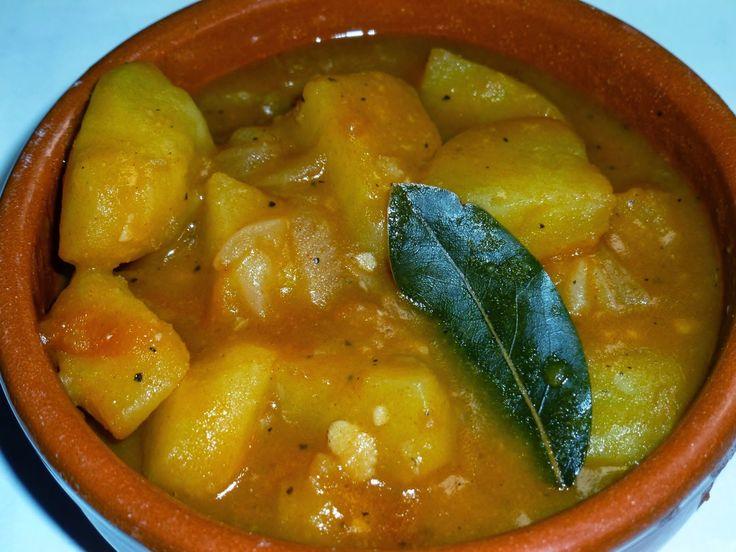 Recetas por puntos recetas por puntos de patatas a la - Sopa castellana casera ...