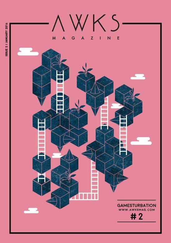 AwksMag - Gamesturbation | issue #2 - January 2016 #freemagazine #indie #magazine #indonesia #awksmagazine #indiemagazine