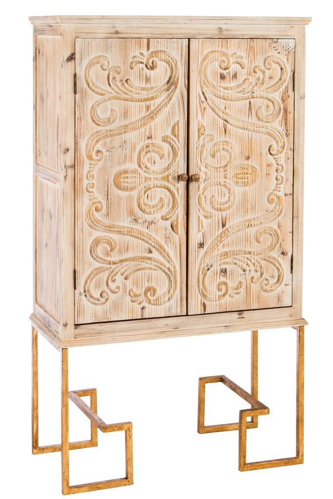 YLX392R-Ananda Tall Cabinet – Statements by J