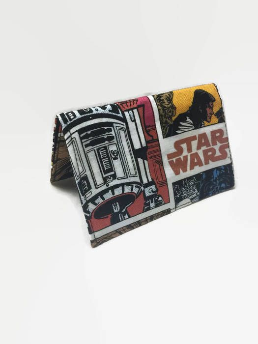 I can't wait to see the new #StarWars movie:  ID Holder, Star Wars Wallet, Gift Card Holder, Mini Wallet, Woman's Wallet, Business Card Holder, Credit Card Holder, Minimalist Wallet