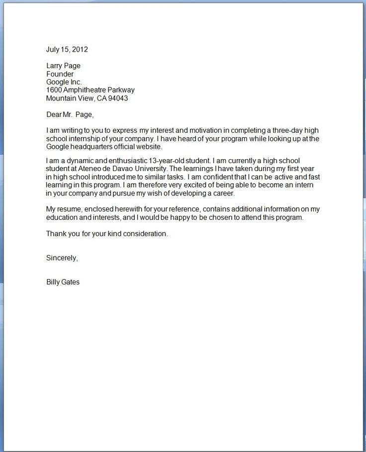 best 25  official letter format ideas on pinterest