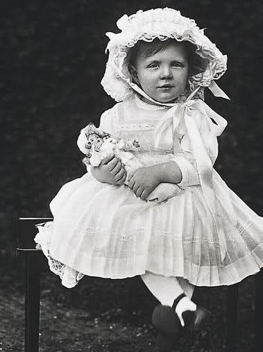 Princess Juliana (later Queen) of the Netherlands.