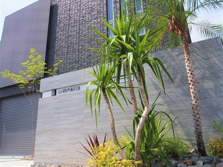 【GraceUP | Works 施工事例no.081】シンプルモダン、ラグジュアリーな上質な外空間デザイン。 関西一円 大阪の外構デザイン設計のグレイスアップ。