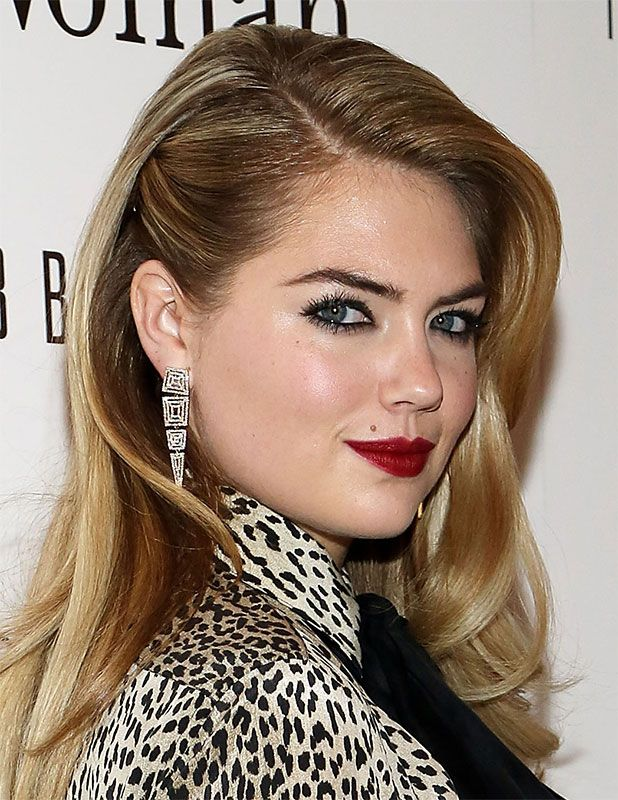 El maquillaje de Kate Upton por Bobbi Brown