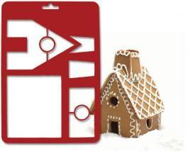 Gingerbread House Cutter