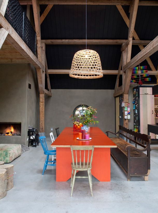 STYLEJUICER | A DUTCH FARMHOUSE WITH ADDED QUIRKINESS