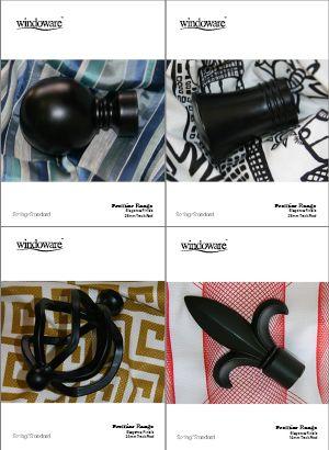 Elegance & Vogue Decorator Track Rods |