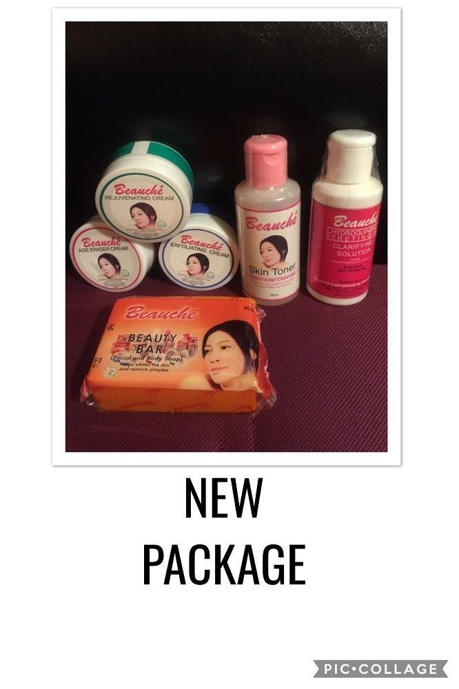 Beauche International Beauty Set 6 Piece Skin Care Usa Seller Fresh Stock Skin Care Skin Cleansing Brush Skin Care Tools