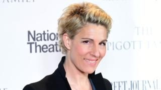 Tamsin Greig on learning a 97-page play in two weeks - BBC News