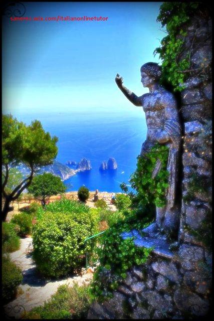 E dopo il caffè, che ne dite di una gita domenicale a Capri?  Courses&Prices: http://saneres.wix.com/italianonlinetutor  Serena Italian's BLOG: http://serenaitalian.wordpress.com/