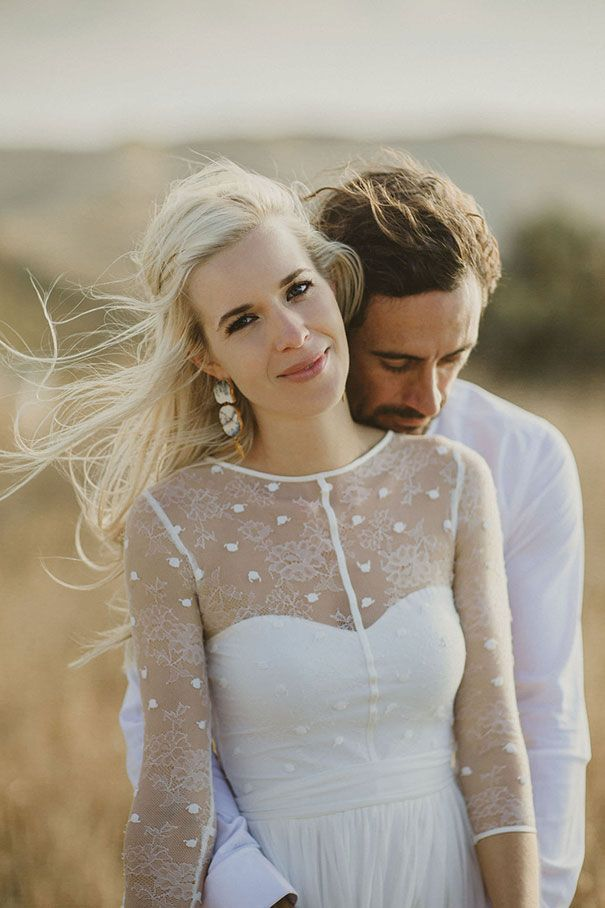 LAURA + DAN // #bride #bridal #dress #lace #gown #graceloveslace #elegant #rustic #wellington #newzealand #photographer #wedding