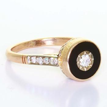 Unique Rings Under