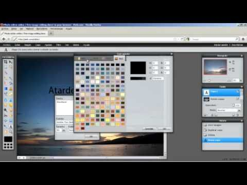 Editor by Pixlr: Editor de fotos online - YouTube
