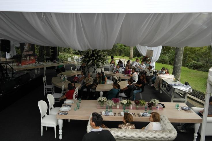 Días de Novias 2013 / Lugar: Museo El Castillo. Medellín-Colombia/ Organiza e invita: TODAMIBODA