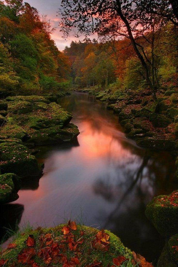 Yorkshire Dales National Park.