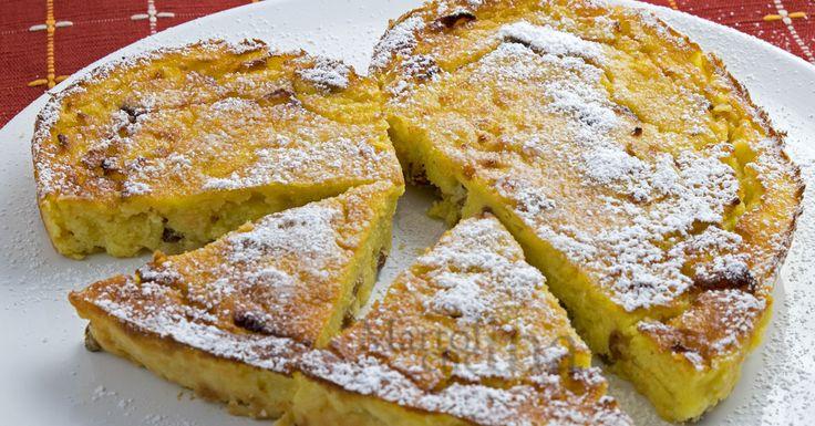 Torta di polenta alle mele - Powered by @ultimaterecipe
