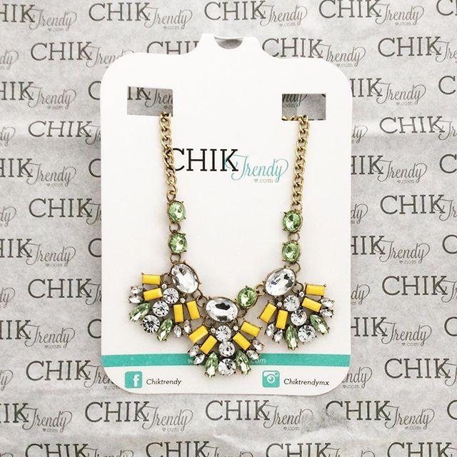 Accesorio de @chiktrendymx ✨#necklace #valiolapenalaespera