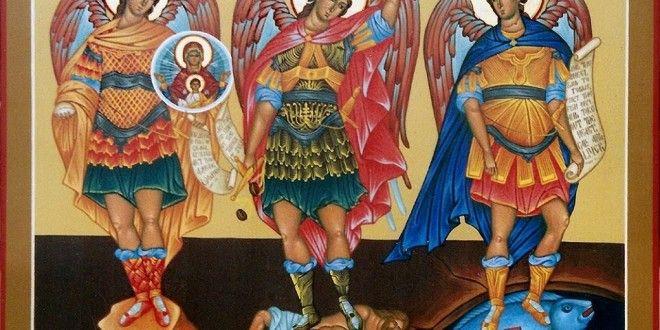 oracion a los arcangeles