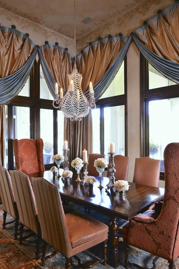 I actaully really do like the colors and style of the curtains with a different color on each side.
