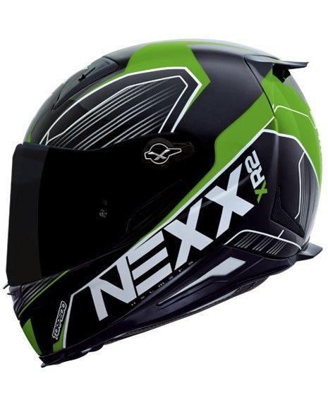 NEXX helm XR2 Torpedo green kopen? Gratis verzending! | Voordeelhelmen.nl 270€