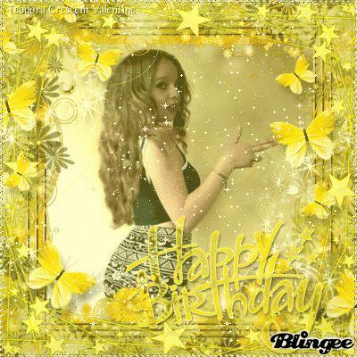【❤】Happy Birthday Malina!【❤】