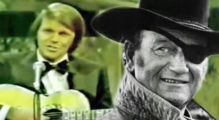 Country Music Lyrics - Quotes - Songs John wayne - Glen Campbell Pays Tribute To John Wayne With Moving Performance Of 'True Grit' - Youtube Music Videos http://countryrebel.com/blogs/videos/glen-campbell-pays-tribute-to-john-wayne-with-true-grit