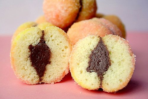 Peach cookies #croatian #food #Cookies www.casademar.com